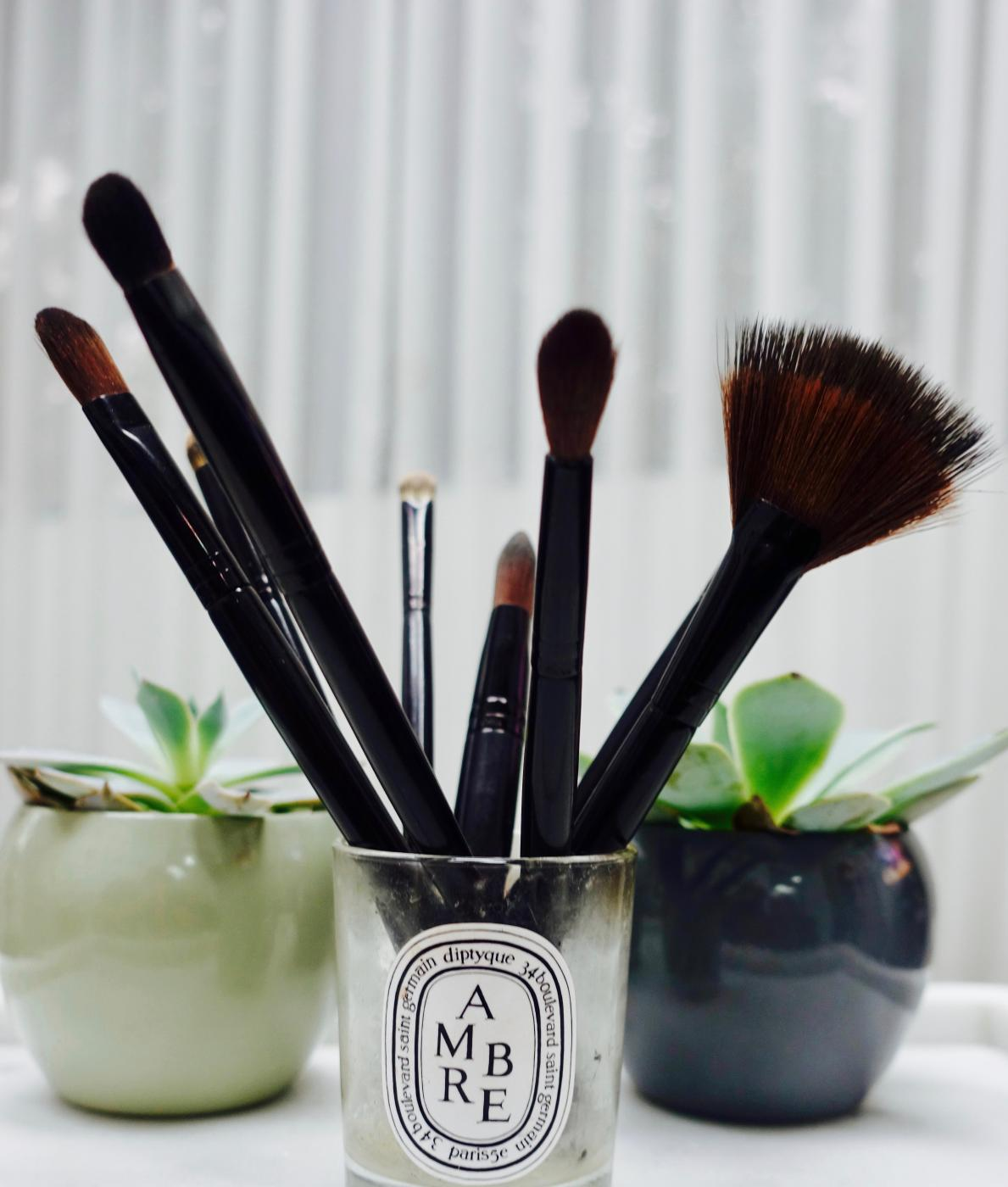 How to Clean Your Makeup Brushes (and